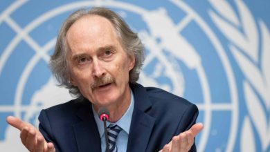 """Photo of Syrian Constitutional Committee sessions """"big disappointment"""": Pedersen"""
