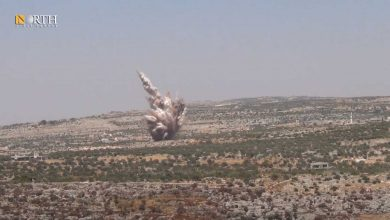 Photo of Government forces continue bombing opposition sites, northwest Syria