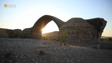Photo of The Roman (Ain Diwar) Bridge in Syria's northeast