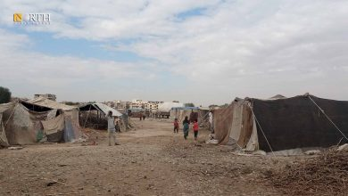 Photo of Illiteracy prevails in squatter camps in Syria's Raqqa