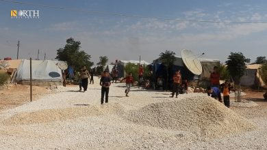 Photo of Advent of winter increases fears of Syria's Afrin IDPs