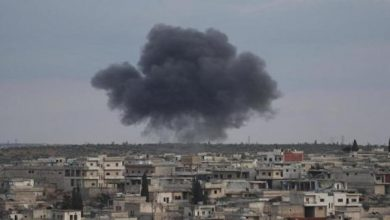 Photo of Government forces bomb opposition in Idlib, Aleppo countryside