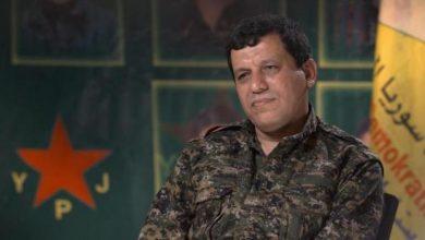 Photo of Turkish bombing of Kobani fuels war: Mazloum Abdi