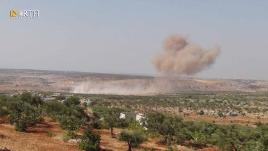 Photo of Government shelling leaves wounded in Syria's Idlib