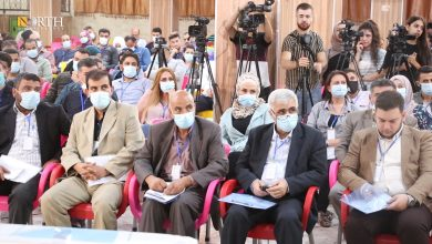 Photo of For second day, Civil Society Organizations conference goes on in Syria's Qamishli