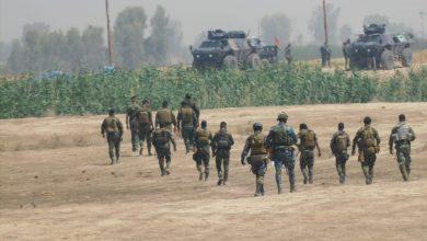 Photo of Baghdadi's deputy captured by the Iraqi army