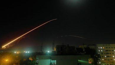 Photo of New Israeli airstrikes target Syria's Homs