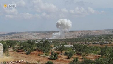 Photo of Mutual bombing between government forces and armed factions in Syria's de-escalation zone
