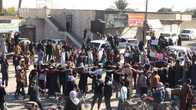 Photo of Residents, notables object Russian entry to Syria's Deir ez-Zor