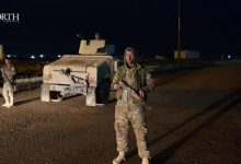 Photo of SDF blocks roads to prison houses ISIS in Syria's Hasakah