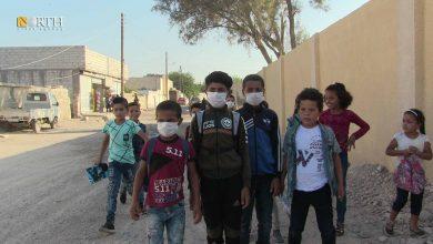 Photo of Education Committee in Syria's Raqqa to monitor coronavirus in schools