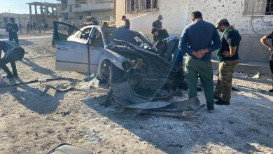 Photo of Two civilians died, four wounded in Turkish drone attack in Syria's Kobani