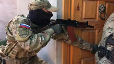 Photo of Russian security service arrests 14 people funding terrorism in Syria